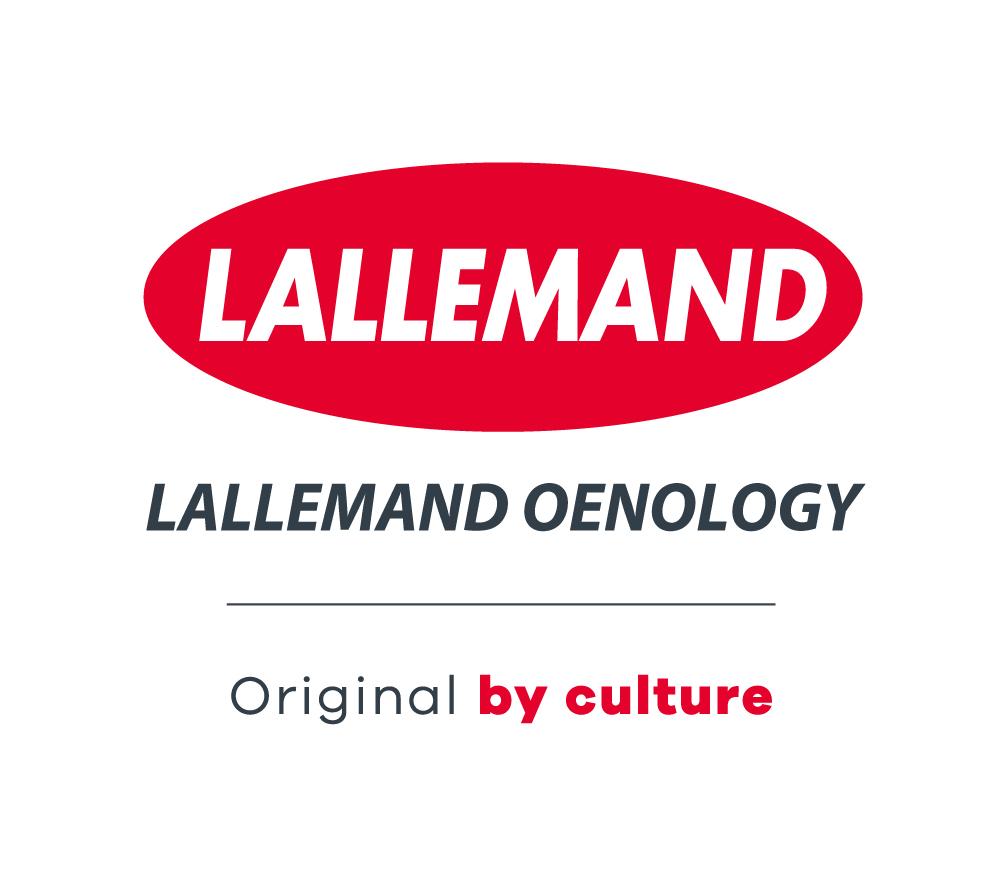 logo LALLEMAND ŒNO ORIGINAL BY NATURE PANTONE